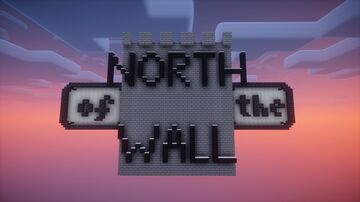 North of the Wall: a Race for the Wool (RFW) map [1.16.5+] Minecraft Map & Project