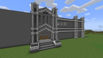 Midwich Elementary School - Dead by Daylight / Silent Hill Minecraft Map & Project