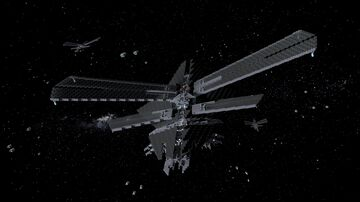 Maianete   Starlich Hiveship Minecraft Map & Project