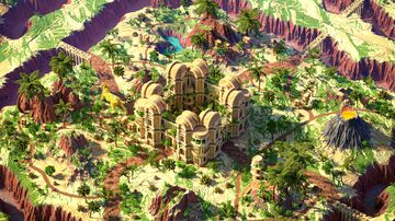Tropical Spawn + Warzone by Fantaster Minecraft Map & Project