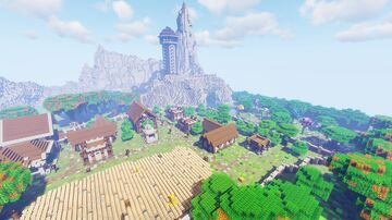 Terrowin Minecraft Map & Project