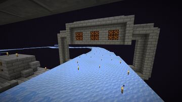 Boat Racetrack v1.0 Minecraft Map & Project