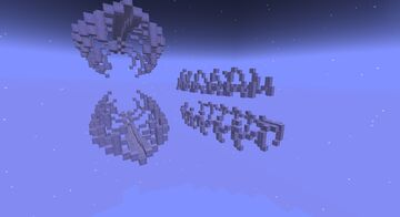 Small Ancient Fossils Minecraft Map & Project