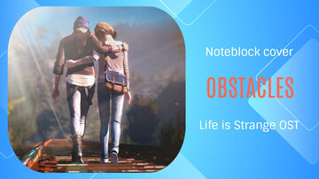 Obstacles - Life is Strange OST - Minecraft Note Block Cover Minecraft Map & Project
