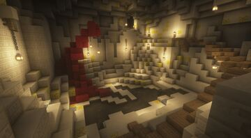Dungeon : Eile Minecraft Map & Project