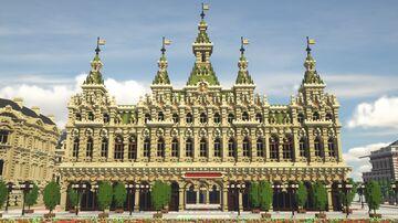 European Fictional city | Paris - St.Petersburg - others Minecraft Map & Project