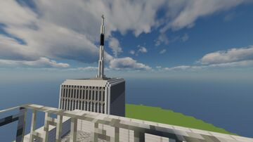 The World Trade Center 2001 Minecraft Map & Project