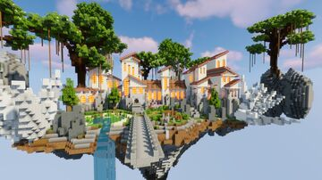 Abyss Minecraft Map & Project