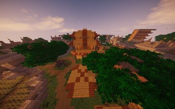 Full Survival Minecraft Map & Project