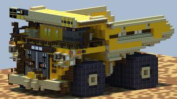 Komatsu 730E-8 Haul truck [With Download] Minecraft Map & Project