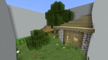 Find the button, 10 levels + 3 bonus levels! Minecraft Map & Project