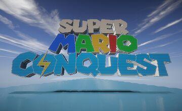 Super Mario Conquest [Adventure map]. Minecraft Map & Project