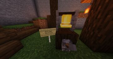 [Parkour] Ring Bell For Food Minecraft Map & Project