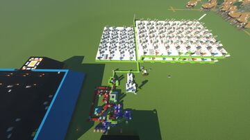 Modul basiertes Labyrinth 1.17 java Minecraft Map & Project