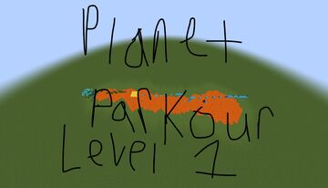 Planet Parkour Level 1: Earth Minecraft Map & Project