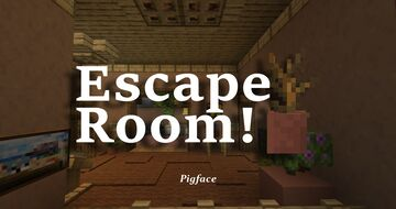 Horticultural Escape Room! Minecraft Map & Project