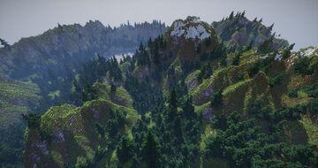 Jovika - A huge realistic european mountainous terrain Minecraft Map & Project
