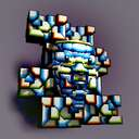 Abstract #2 Minecraft Map & Project