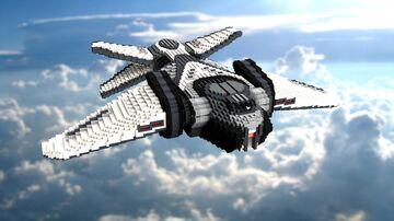 MSCF Wyvern - Landing Shuttlecraft Minecraft Map & Project