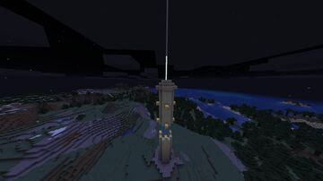 Tower Beacon Minecraft Map & Project