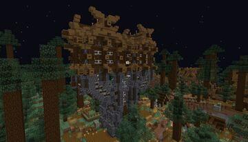 Viking Theme - Iron Farm - [World Download] Minecraft Map & Project