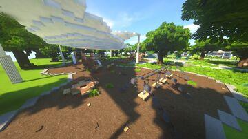 Playground Minecraft Map & Project