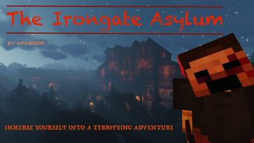 The Irongate Asylum | Horror Map Minecraft Map & Project
