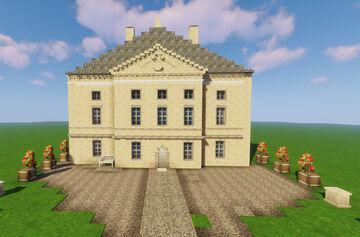 Georgian Mansion Minecraft Map & Project
