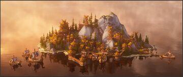 Viking Island Minecraft Map & Project