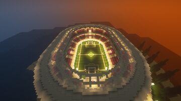 The Alexandria Coliseum Minecraft Map & Project