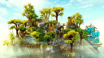 Artos Lobby | 350x350 Minecraft Map & Project