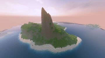 Mako Island [H20] Minecraft Map & Project