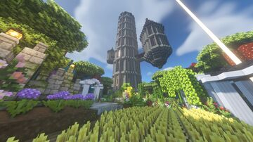 Wizard's Tower Minecraft Map & Project