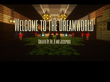 Welcome to the Dreamworld Minecraft Map & Project