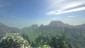 Survival friendly Map by RTXLakyLuke 1.16.5 Minecraft Map & Project