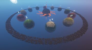Black Hole [Skywars Map] Minecraft Map & Project