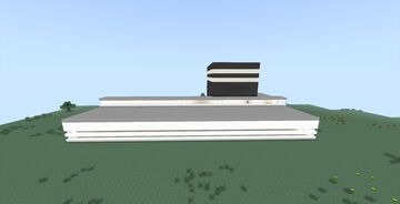 HBMs RBMK Nuclear Power Plant Minecraft Map & Project