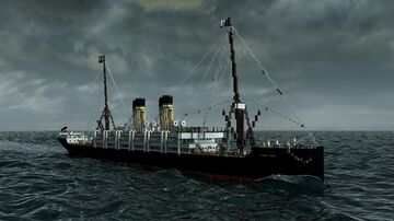 SS Le Banon (1891) Minecraft Map & Project