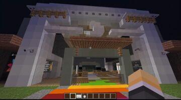 Apple Store (1.12.2/moddé) V1 Minecraft Map & Project