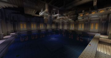 The Dungeon of weird things Minecraft Map & Project