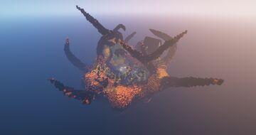 FREE ❯ Mini Main Hub ❯ 1.12.2 lobby Minecraft Map & Project