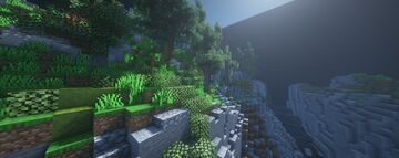 How to  Mountain forest_hills, (timelaps) - 1.16.5 Java Minecraft Map & Project