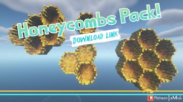 Honeycomb Pack! (1.16.X - 1.17.X) [Download Link] Minecraft Map & Project