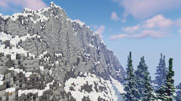 The Ice Age - 1536x1536 Map Minecraft Map & Project