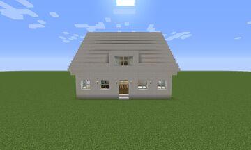 Quartz House Minecraft Map & Project