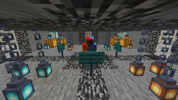 SkyBlock With costume stuff Minecraft Map & Project