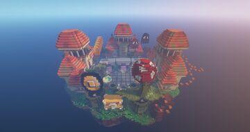 FREE ❯ Main Hub ❯ 1.12.2 lobby Minecraft Map & Project