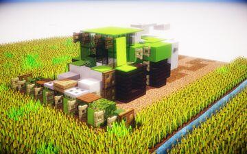 Land machine Minecraft Map & Project