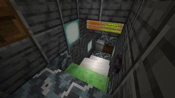 Secret Bunker Minecraft Map & Project