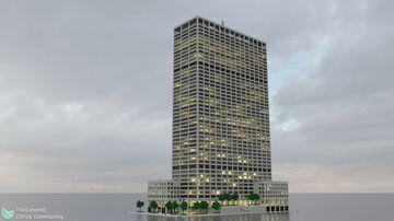345 Park Avenue | New Limesville City | NL | UCS Minecraft Map & Project